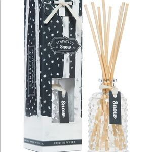 Other - NEW Simpatico SNOW reed diffuser.